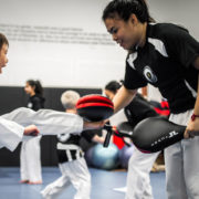 After School at Team One Martial Arts
